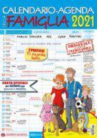 Copertina Calendario - Agenda/Famiglia Speciale n.2