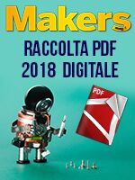 Copertina Makers Mag Raccolta Pdf (digitale) n.1