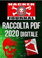 Copertina Hacker Journal Raccolta Pdf (digitale) n.3