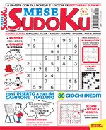 Copertina Settimana Sudoku Mese n.11