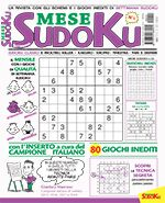 Copertina Settimana Sudoku Mese n.12