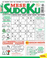 Copertina Settimana Sudoku Mese n.13
