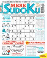 Copertina Settimana Sudoku Mese n.14