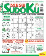 Copertina Settimana Sudoku Mese n.17