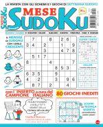 Copertina Settimana Sudoku Mese n.18