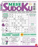 Copertina Settimana Sudoku Mese n.20