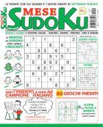 Copertina Settimana Sudoku Mese n.21