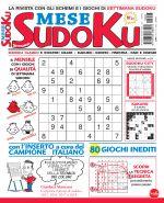 Copertina Settimana Sudoku Mese n.23