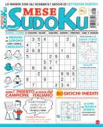 Copertina Settimana Sudoku Mese n.25