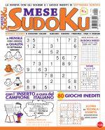 Copertina Settimana Sudoku Mese n.26