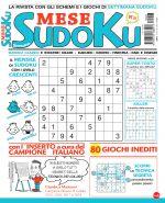 Copertina Settimana Sudoku Mese n.28
