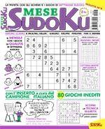 Copertina Settimana Sudoku Mese n.4