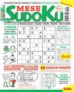 Copertina Settimana Sudoku Mese n.5