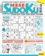 Copertina Settimana Sudoku Mese n.6