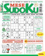 Copertina Settimana Sudoku Mese n.9