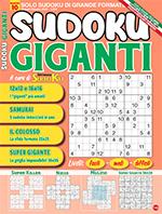 Copertina Sudoku Giganti n.10