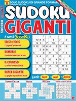 Copertina Sudoku Giganti n.11