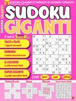 Copertina Sudoku Giganti n.12