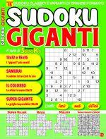 Copertina Sudoku Giganti n.13