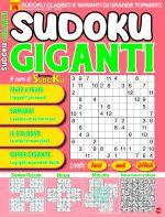 Copertina Sudoku Giganti n.14