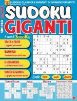 Copertina Sudoku Giganti n.15