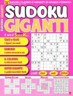Copertina Sudoku Giganti n.16