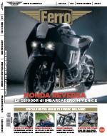 Copertina rivista Ferro