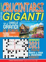 Copertina Crucintarsi Giganti n.19