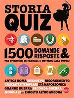 Copertina Quiz & Co Storia n.1