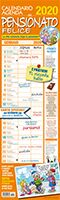 Copertina Calendario - Agenda/Pensionato n.1
