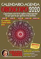 Copertina Calendario - Agenda/Oroscopo n.1
