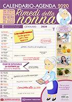 Copertina Calendario - Agenda/Rimedi della Nonna n.2