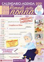 Copertina Calendario - Agenda/Rimedi della Nonna n.3