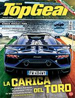 Copertina Top Gear n.150