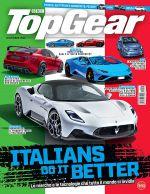 Copertina Top Gear n.155