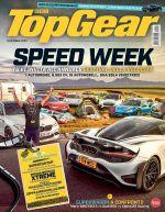 Copertina Top Gear n.156