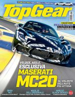 Copertina Top Gear n.157