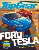 Copertina BBC Top Gear n.159