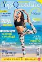 Copertina Nuovo Yoga Quotidiano n.2