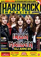 Copertina Hard Rock Magazine n.1