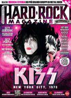 Copertina Hard Rock Magazine n.2
