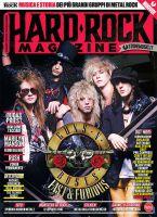 Copertina Hard Rock Magazine n.3