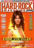 Copertina Hard Rock Magazine n.4