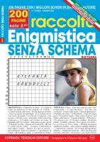 Copertina Raccolta Enigmistica Senza Schema  n.1