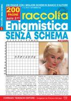 Copertina Raccolta Enigmistica Senza Schema  n.2