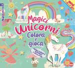 Copertina Colora e Gioca Unicorni n.1