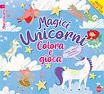 Copertina Colora e Gioca Unicorni n.2