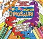 Copertina Colora e Gioca Dinosauri n.1