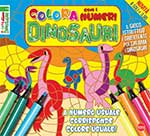 Copertina Colora e Gioca Dinosauri n.2