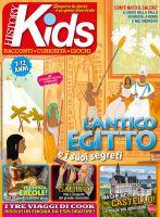 Copertina BBC History Kids n.7